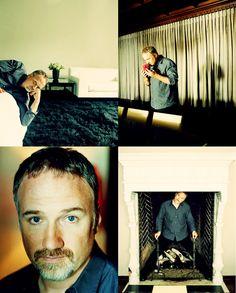 David Fincher Dramas, Movie Creator, Cinema, David Fincher, Inspiring People, Director, Screenwriting, On Set, Good People