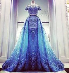 Imagine dress and blue
