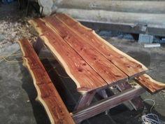 Salvage Cedar Wood On Pinterest Live Edge Wood Salvaged