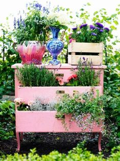 70 DIY flower boxes for balcony and window
