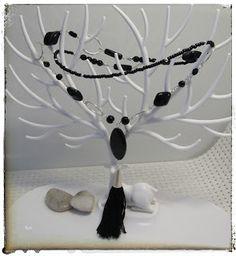 Heidin korutaiteilut: Kaulakoruja on taas tehty  Diy Jewelry, Chandelier, Ceiling Lights, Home Decor, Candelabra, Decoration Home, Room Decor, Chandeliers, Outdoor Ceiling Lights