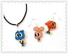 Amazing world of Gumball Accessories