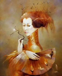 Anne Bachelier peintre - Lilo