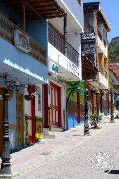 Guatape Colombie