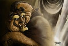 Portrait of the Beast by Lillidan86