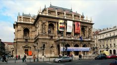 The unimaginable theatre you need to Visit In Budapest Budapest City, Visit Budapest, Fire Safety, Vienna, Hungary, Opera House, Louvre, Street View, Europe