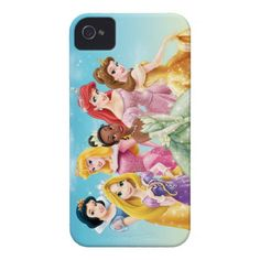 Disney Princesses 10 iPhone 4 Case http://www.zazzle.com/disney_princesses_10_iphone_4_case-179651728580986934?view=113837550675435391&rf=238282136580680600