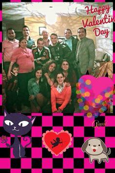 14/02/14 Que mejor manera de celebrar el día del amor y la amistad que entre risas y pláticas con amigos!!!