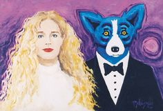 "Punk band Stereo Fire Empire have found and returned a stolen painting by Louisiana artist George Rodrigue worth $250,000 in what they described as a ""Scooby Doo-like"" adventure."