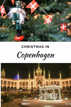 Christmas in Copenhagen - A December visit to Copenhagen, when the city is in full-on festive mode, is the perfect time to go as there's fantastic decorations all over the city. Denmark Europe, Denmark Travel, Christmas Events, Christmas Travel, Christmas Destinations, Europe Holidays, Europe Travel Guide, Travel Tips, Short Trip