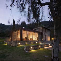 and studio s.r.l. / casa massimiliano giari, vicopisano