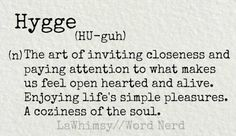 Hugged comes from within, an appreciation and celebration of the present moment; it's not a fad, a style or anything that can be purchased.