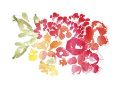 Easter Art - Fresh Floral by Kelly Ventura for Minted