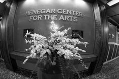 I love watching shows and musicals at the Henegar Center for the Arts.    (Photo via Facebook.com/HenegartCenter)