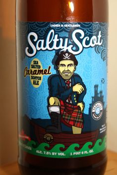 Parallel 49 - Salty Scot - Love the salted caramel flavor