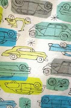 Havana, On the go Blue fabric at Fall Quilt Market 2012 – Monaluna featured on the True up.
