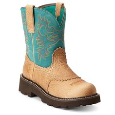 Ariat Woman's Fatbaby Western Boots IN LOVE!!! <3