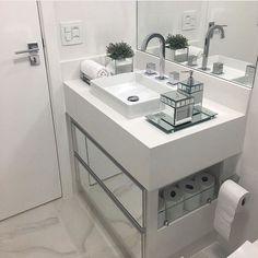 ideas bedroom design loft storage for 2019 Bathroom Interior Design, Interior Design Living Room, Interior Modern, Loft Storage, Bad Inspiration, Trendy Bedroom, Beautiful Bathrooms, Small Bathroom, 50s Bathroom
