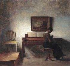 Artodyssey: Vilhelm Hammershøi