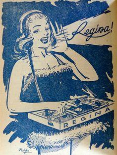 MI MITRIKA: Design gráfico nos anos 60