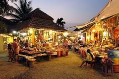 Night Market Siem Reap, Cambodia.. My favorite!!!!