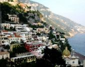 Italy Photography - Positano, Amalfi Coast, Italy - Italian home decor - Positano Art - Honeymoon memories, bedroom wall art