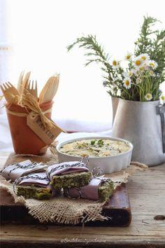 Torta verde di riso | Smile, Beauty and More