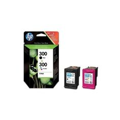 HEWLETT PACKARD PACK DE 2 CARTUCHOS INKJET NEGRO Y COLOR Nº 300