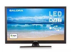 Salora Salora 22LED8000T LED Televisie 56cm