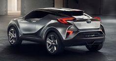 Toyota CH-R Teknik özellikleri ve fiyatı