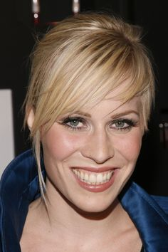 """Natasha Bedingfield  Singer: """"Lancome Hypnose Custom Volume Mascara. It never smudges, even throughout the most hectic show schedule."""""""