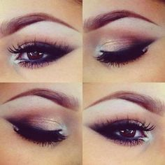 Eye Makeup - #eyeshadow #eyes #sultryeyes #eyemakeup - bellashoot.com