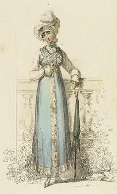 1814 Promenade Dress 1
