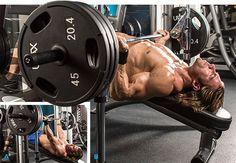 Countdown To Bigger Pecs: Craig Capurso Super 30 Chest Workout