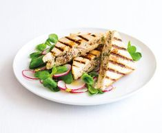 Grilované tuňákové sendviče | Recepty Albert