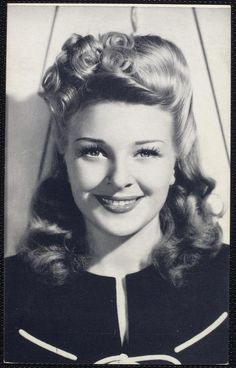 1940s hair *inspiration*