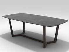 Buy Concorde Table Poliform best price online - Dining Table - Lomuarredi Concorde Concorde designed by Emmanuel Gallina for Poliform is an elegant and modern dining table available in two shapes, rec