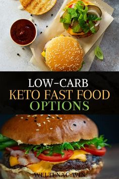 Keto fast foods - following and adhering to a low-carb keto diet can be testing when eating out. This ultimate keto fast food survival reference shows you exactly what you have to request to remain low-carb. #ketofoods #ketodinners #Ketodiet #ketomeals #fastfoods
