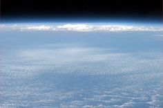 2/21/13 Clouds & cosmos over the Indian Ocean...ISS.