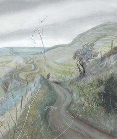 Cold Road, Eggardon Hill