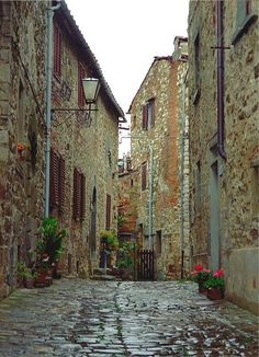 Greve in Chianti, Italy-What can I say we love food and wine. Chianti is a must visit.