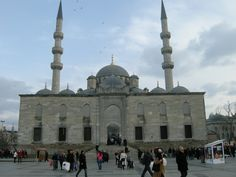 İstanbul, Yeni Camii