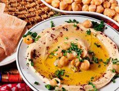 Exótico menú libanés para 2