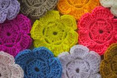 Field of Flowers Cushion | Sarah London
