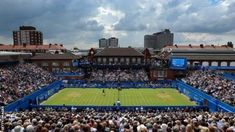 """2017 Aegon Championships  Venue: Queen's Club London Dates: 19-25 June  Coverage: Comprehensive live coverage on BBC One BBC Two Red Button Connected TV and online daily  British world number one Andy Murray says winning the Aegon Championships for a sixth time will give him a """"big boost"""" heading into the defence of his Wimbledon title.  Top seed and defending champion Murray faces compatriot Aljaz Bedene in the first round at Queen's Club on Tuesday. Murray faces a """"tough field"""" which…"""