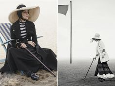 Posture and Framing.  ModerneModepoesie_WTF8 - http://honestlywtf.com/editorials/moderne-modepoesie/