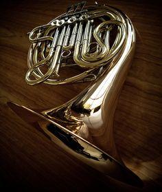 French Horn, via Flickr.