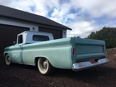 We took our 63 C10 longfleet on a family and friend cabin trip to Show Low, Arizona