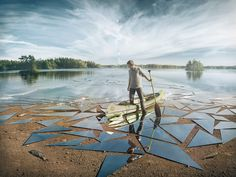 """""""Impact"""" by Erik Johansson, image provided by artist."""