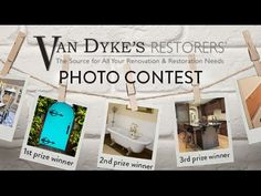 Van Dyke's Restorers Photo Contest 2016